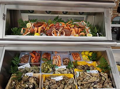 Venez profiter de nos fruits de mer à emporter à Toulouse